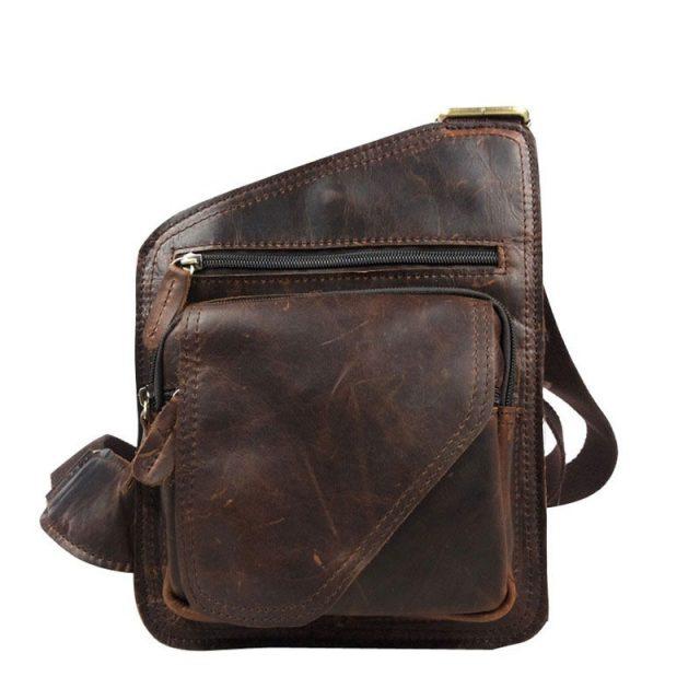 Casual Man Shoulder Bag