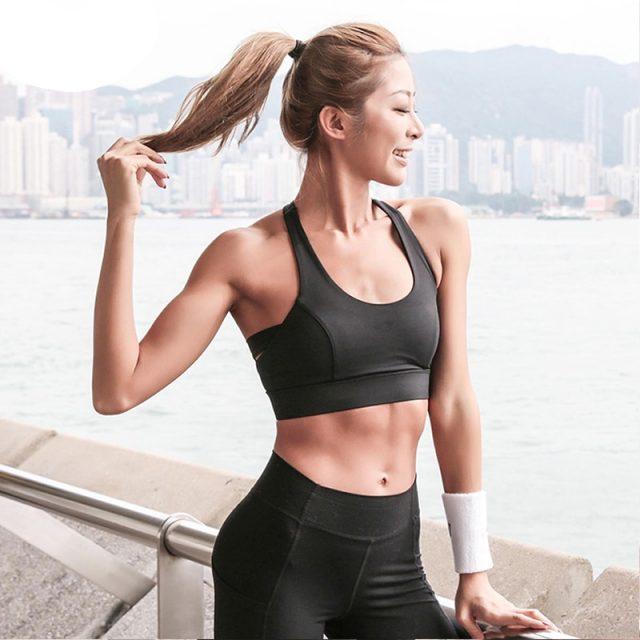 Adjustable Workout Gym Bra