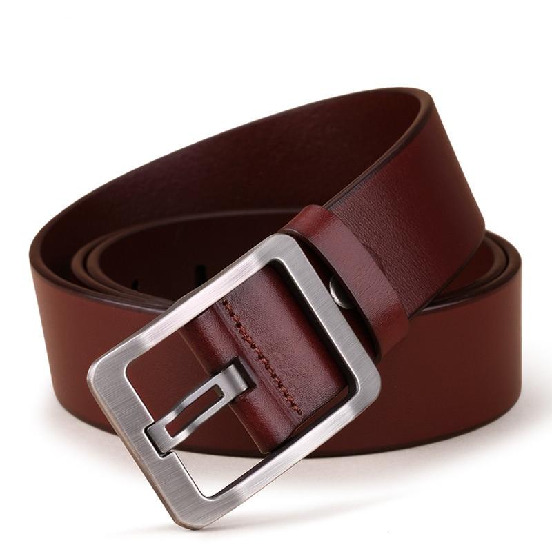 100% Cowhide Genuine Leather Belts