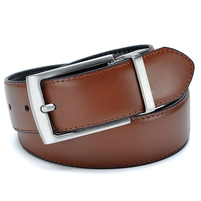 Formal Business Genuine Leather Belt