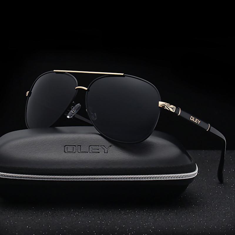 Classic Pilot Sun Glasses