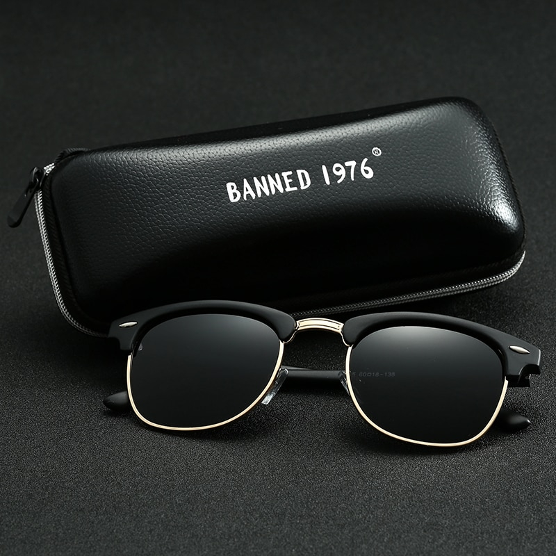 Sunglasses Classic fashion retro