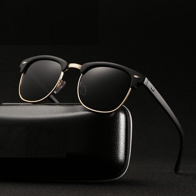 Sunglasses Classic fashion retro