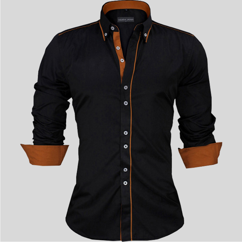 New Arrivals Slim Fit Male