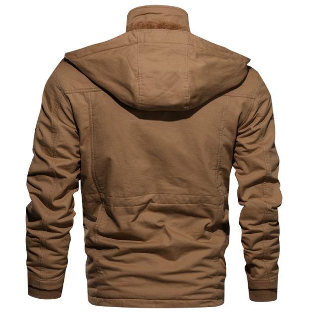 Men's Winter Fleece Jackets