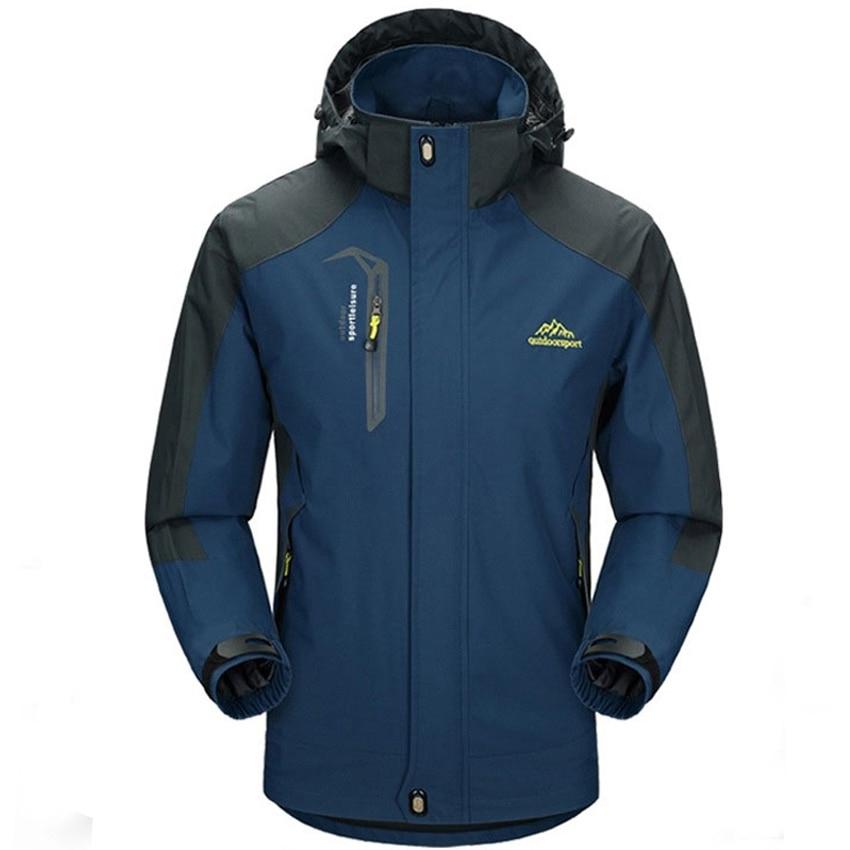Waterproof Spring Hooded Coats