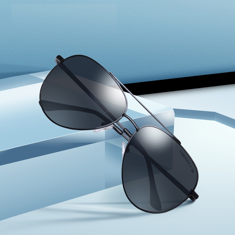 Pilot Sunglasses Aviation Frame