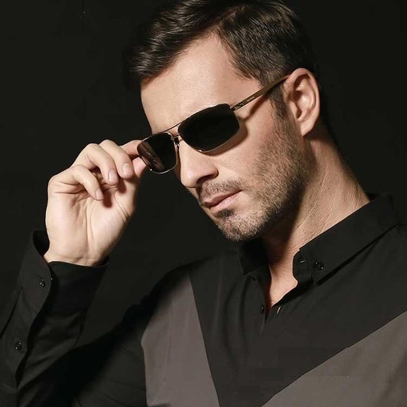 Sunglasses Aluminum Sun Glasses Eyewear