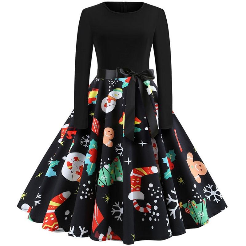 Winter Christmas Dresses