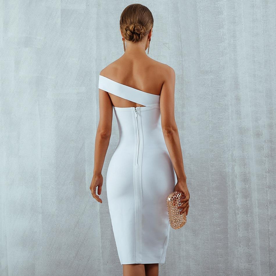 Adyce Bodycon Bandage Dress