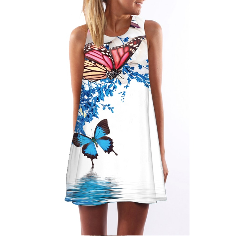 2019 New Style Summer Dress