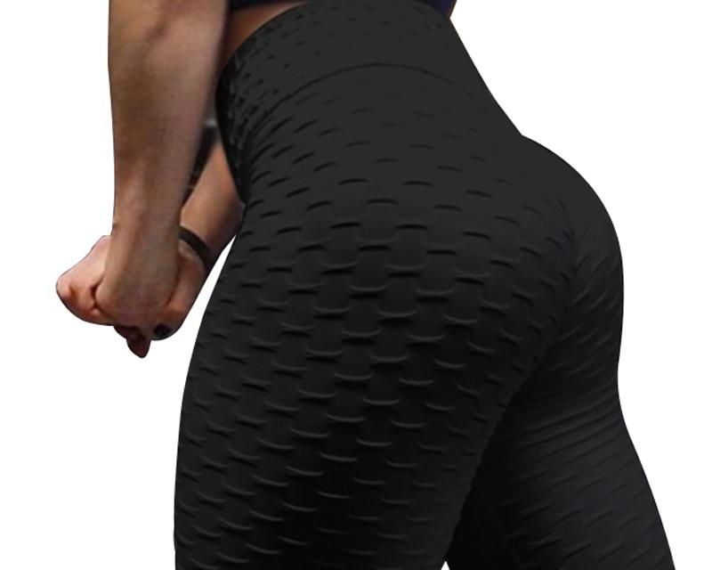 Women Push Up Leggings High Waist