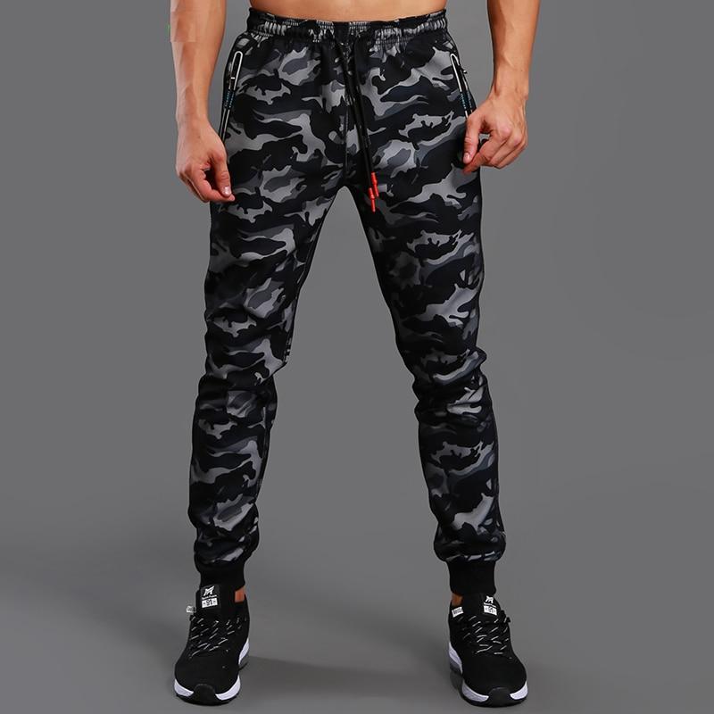 Men Pants Running Joggers Training Sports