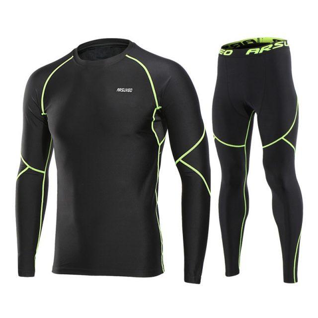 Men's Sport Suits Gym